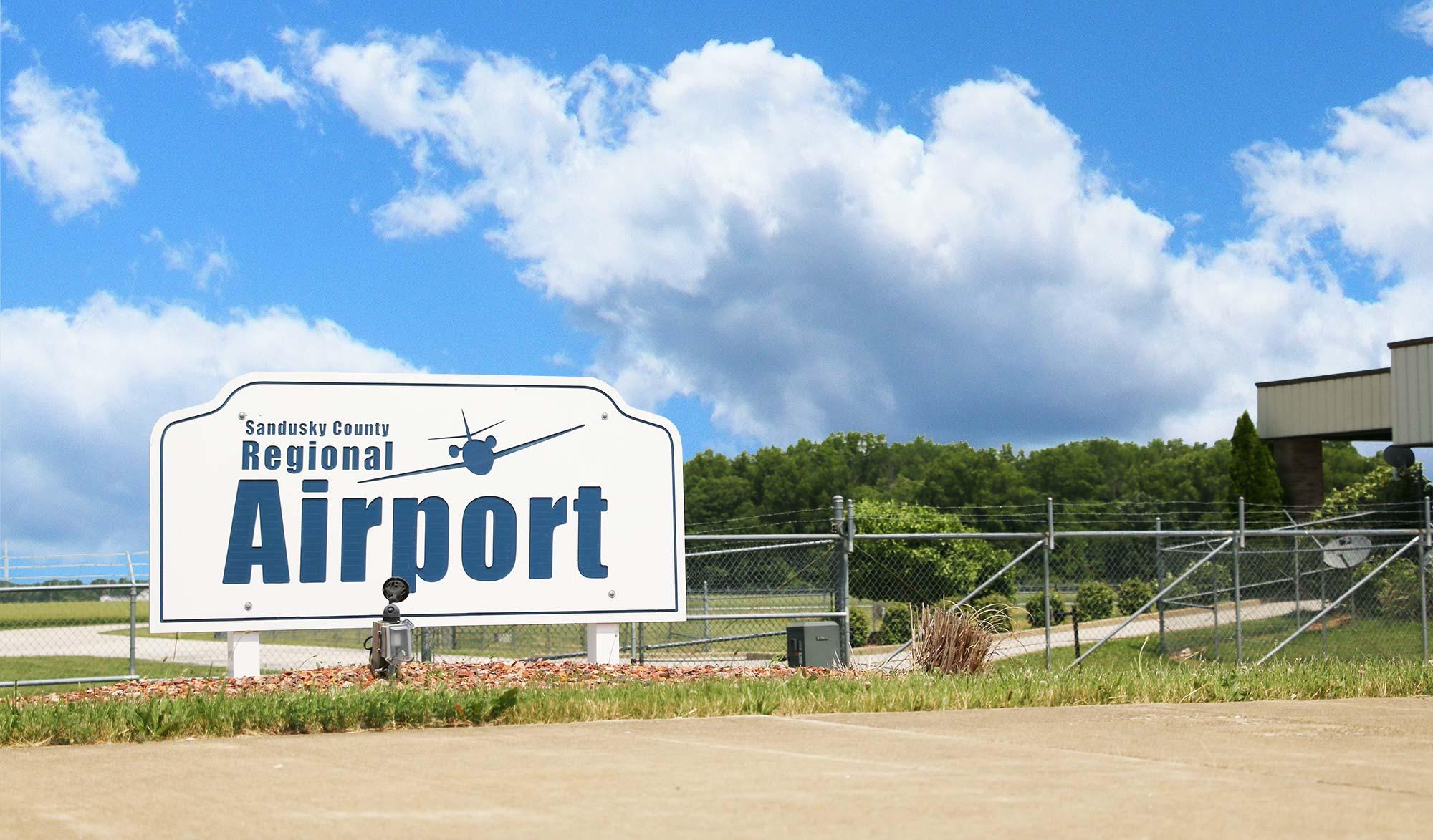 Sandusky County Regional Airport